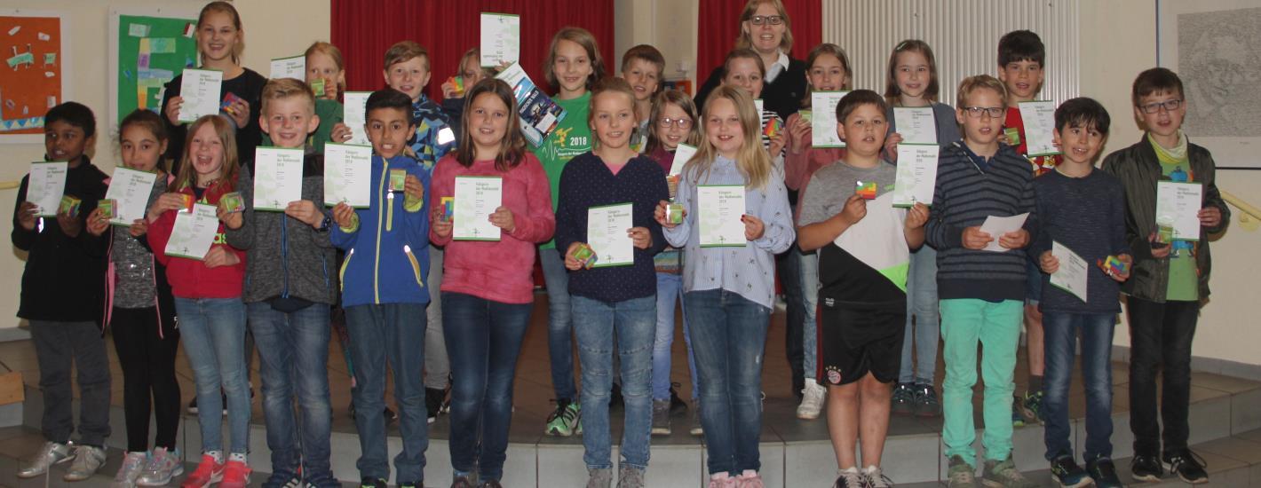 Kaenguru Wettbewerb 2018 Brueder-Grimm-Schule-Wiedenbrück